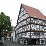 """Haus zur Rose auch bekannt als """"Freiligrathhaus"""""""