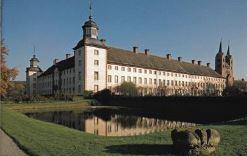 Weserbergland, Fürstenberg, Höxter mit Schloss Corvey