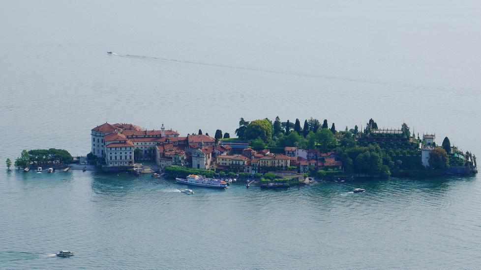 Bilder von der Mehrtagesfahrt zum Lago Maggiore