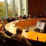 Einführung und Erklärungen zu Abläufen im Landtag