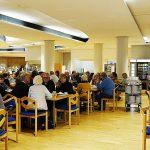 Stärkung im Casino des Landtags auf Steuerkosten